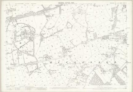 Yorkshire CCXCIV.14 (includes: Sheffield) - 25 Inch Map