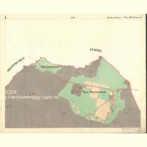 Stadler Antheil III. Theil - c2428-1-001 - Kaiserpflichtexemplar der Landkarten des stabilen Katasters