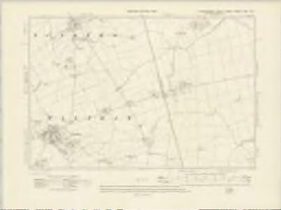Lincolnshire XXX.NE - OS Six-Inch Map
