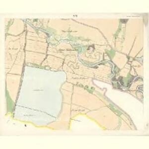 Ostrau Pohlnisch (Polsko Ostrawa) - m2784-1-006 - Kaiserpflichtexemplar der Landkarten des stabilen Katasters