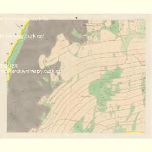 Kamitz (Kamenka) - m1142-1-004 - Kaiserpflichtexemplar der Landkarten des stabilen Katasters