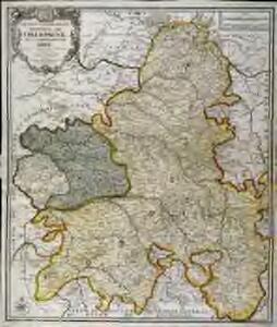 Le gouvernement general de Champagne, et la province de Brie