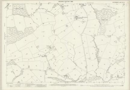 Staffordshire XVII.10 (includes: Keele; Madeley; Whitmore) - 25 Inch Map