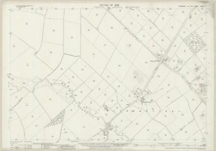 Yorkshire CCXXIII.2 (includes: Holme Upon Spalding Moor; Spaldington) - 25 Inch Map