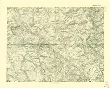 III. vojenské mapování 3957/3