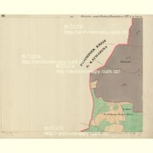 Dörrstein - c7558-1-003 - Kaiserpflichtexemplar der Landkarten des stabilen Katasters