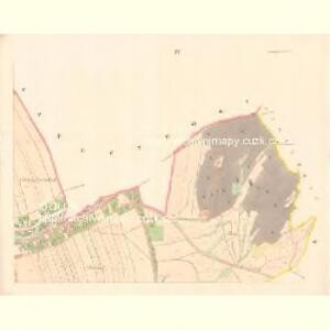 Unter Langendorf (Dilnj Laucka) - m0488-1-004 - Kaiserpflichtexemplar der Landkarten des stabilen Katasters
