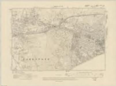 Hampshire & Isle of Wight LXXXV.SE - OS Six-Inch Map