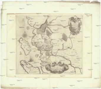 Carte du pais D'aunis ville & gounernement de la Rochelle
