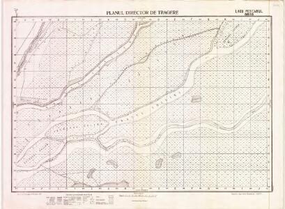 Lambert-Cholesky sheet 5855 (Lacul Pescaru)