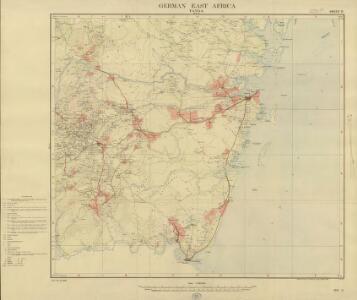 Tanganyika 1:50,000, Series GSGS4789 (B)