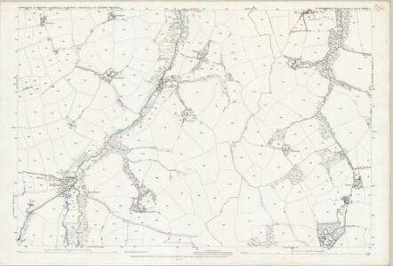Cornwall LXXXI.2 (includes: Manaccan; St Anthony in Meneage; St Keverne; St Martin in Meneage) - 25 Inch Map