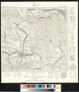 Meßtischblatt 4951 : Neustadt, 1943