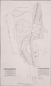 A PLAN for the improvements of a FREEHOLD ESTATE call'd ST. IOHN'S WOOD situated in the Parishes of MARYLEBONE & HAMPSTEAD propos'd by Spurrier & Phipps