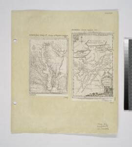 Map of the western parts of the colony of Virginia / J. Gibson sculpt.