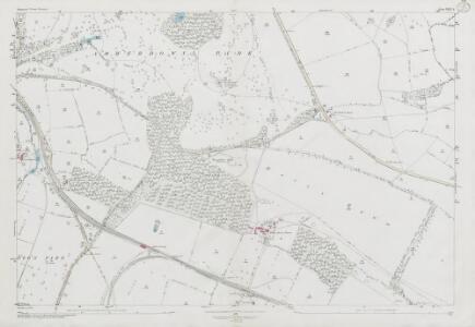 Somerset XXIX.8 (includes: Buckland Dinham; Hemington; Kilmersdon; Mells) - 25 Inch Map