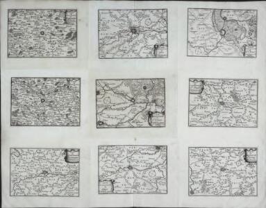Carte du gouuernement de S. Venan