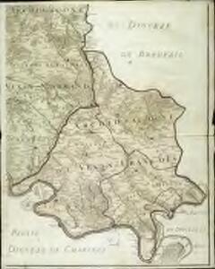 Carte particuliere du diocese de Rouen, 6