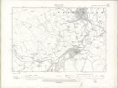 Lanarkshire Sheet XXXI.SE - OS 6 Inch map