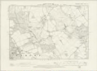 Hampshire & Isle of Wight LXXXI.NE - OS Six-Inch Map