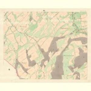 Mettilowitz - m1753-1-005 - Kaiserpflichtexemplar der Landkarten des stabilen Katasters