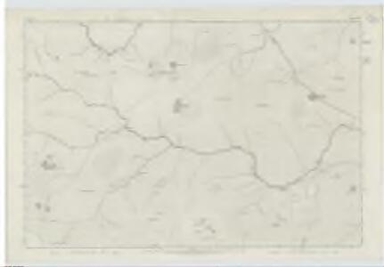 Caithness, Sheet XXXVII - OS 6 Inch map