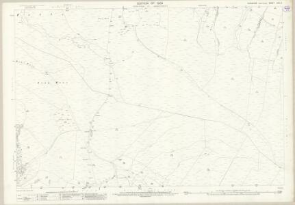 Yorkshire LXIV.5 (includes: Dent; Garsdale; Sedbergh) - 25 Inch Map