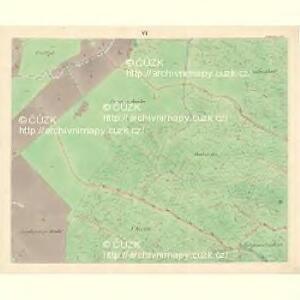 Strassnitz - m2902-1-006 - Kaiserpflichtexemplar der Landkarten des stabilen Katasters