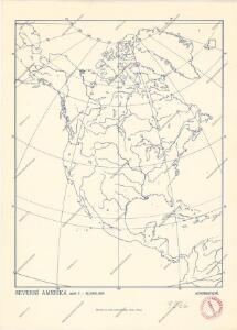 Soubor němých map pro střední školy