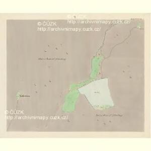 Königswarth - c3820-1-009 - Kaiserpflichtexemplar der Landkarten des stabilen Katasters