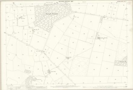 Durham XLVI.7 (includes: Marwood) - 25 Inch Map