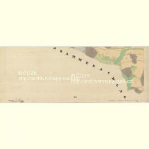 Brunn - c7515-1-005 - Kaiserpflichtexemplar der Landkarten des stabilen Katasters