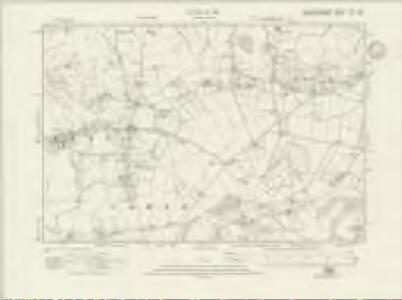 Gloucestershire XVIII.NW - OS Six-Inch Map