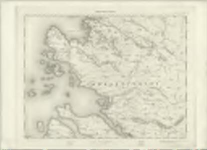 Ullapool - OS One-Inch map