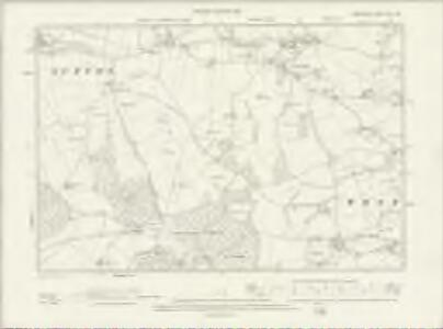 Hampshire & Isle of Wight XLII.SE - OS Six-Inch Map