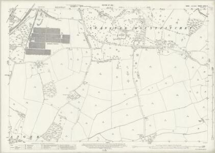 Essex (New Series 1913-) n XXXII.3 (includes: Birchanger; Stanstead Mountfitchet) - 25 Inch Map