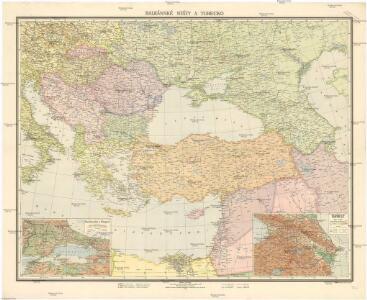 Balkánské státy a Turecko
