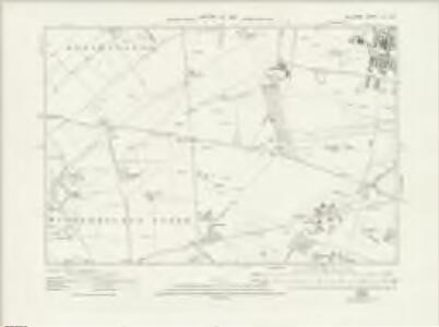 Wiltshire LIV.SW - OS Six-Inch Map