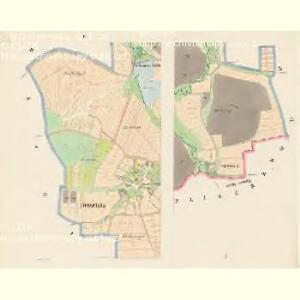 Betschitz - c0085-1-001 - Kaiserpflichtexemplar der Landkarten des stabilen Katasters