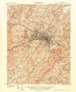 Charlottesville And Vicinity