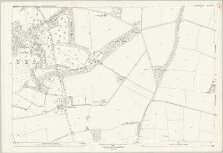 Oxfordshire XX.6 (includes: Chadlington; Lyneham; Sarsden) - 25 Inch Map