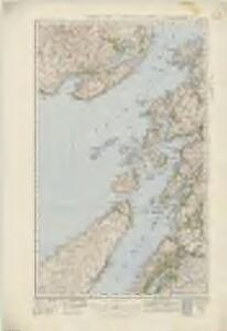 North Jura  & Firth of Lorne (60) - OS One-Inch map