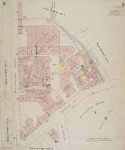 Insurance Plan of Campbeltown: sheet 5