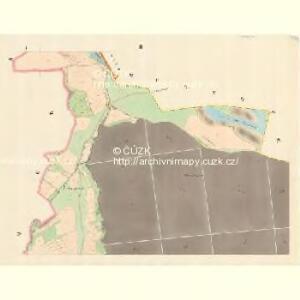 Niemetitz - m1998-1-001 - Kaiserpflichtexemplar der Landkarten des stabilen Katasters
