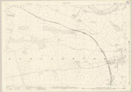 Yorkshire V.5 (includes: Eggleston; Hunderthwaite; Mickleton; Romaldkirk) - 25 Inch Map