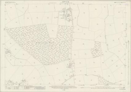 Essex (New Series 1913-) n IX.13 (includes: Finchingfield; Hempstead) - 25 Inch Map