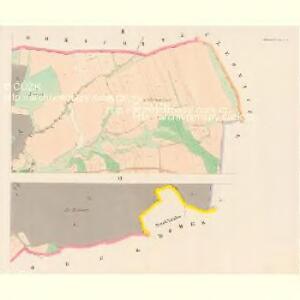 Stienowitz (Stienowce) - c7770-1-002 - Kaiserpflichtexemplar der Landkarten des stabilen Katasters