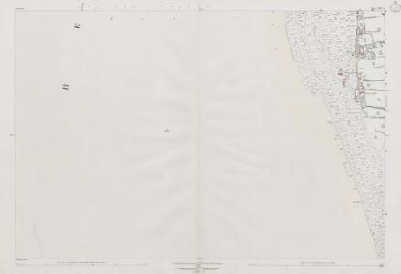 Somerset XXV.6 (includes: Berrow; Burnham on Sea) - 25 Inch Map