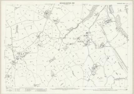Shropshire V.12 (includes: Ellesmere Rural; St Martins) - 25 Inch Map