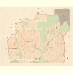 Kladerub - m1183-1-002 - Kaiserpflichtexemplar der Landkarten des stabilen Katasters